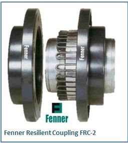 Fenner Resilient Coupling FRC-2
