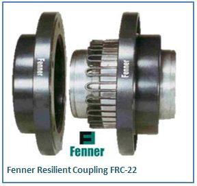 Fenner Resilient Coupling FRC-22