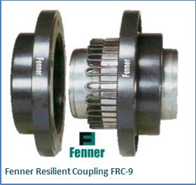 Fenner Resilient Coupling FRC-9