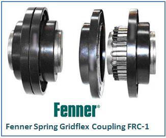 Fenner Spring Gridflex Coupling FRC-1