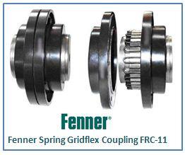 Fenner Spring Gridflex Coupling FRC-11