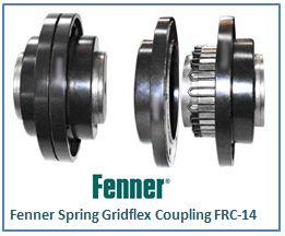 Fenner Spring Gridflex Coupling FRC-14