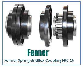 Fenner Spring Gridflex Coupling FRC-15