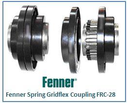 Fenner Spring Gridflex Coupling FRC-28