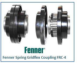 Fenner Spring Gridflex Coupling FRC-4