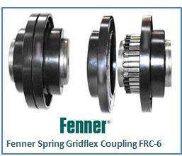 Fenner Spring Gridflex Coupling FRC-6