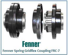 Fenner Spring Gridflex Coupling FRC-7