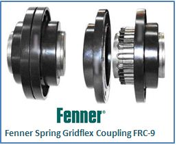 Fenner Spring Gridflex Coupling FRC-9