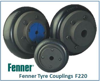 Fenner Tyre Couplings F220
