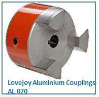 Lovejoy Aluminium Couplings AL 070