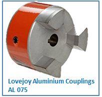 Lovejoy Aluminium Couplings AL 075