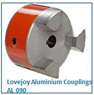 Lovejoy Aluminium Couplings AL 090