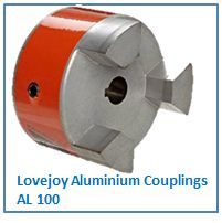 Lovejoy Aluminium Couplings AL 100