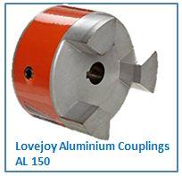 Lovejoy Aluminium Couplings AL 150