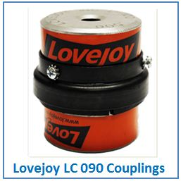 Lovejoy LC 090 Couplings.
