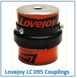 Lovejoy LC 095 Couplings.