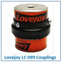 Lovejoy LC 099 Couplings.