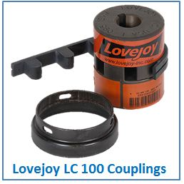 Lovejoy LC 100 Couplings