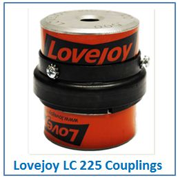 Lovejoy LC 225 Couplings.