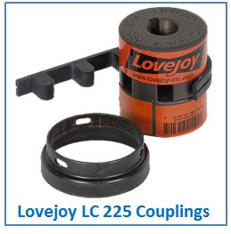 Lovejoy LC 225 Couplings