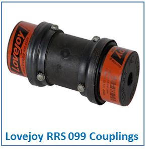 Lovejoy RRS 099 Couplings.