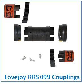 Lovejoy RRS 099 Couplings