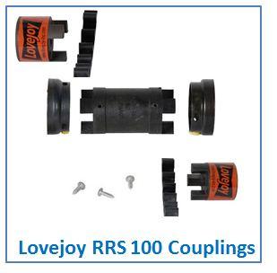 Lovejoy RRS 100 Couplings