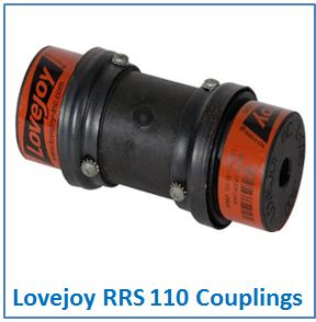 Lovejoy RRS 110 Couplings.