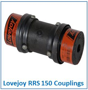 Lovejoy RRS 150 Couplings.