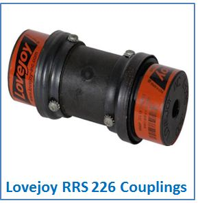 Lovejoy RRS 226 Couplings.