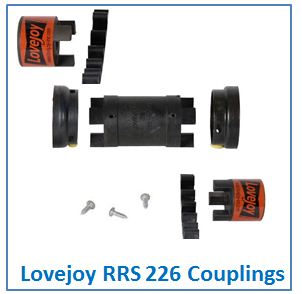 Lovejoy RRS 226 Couplings