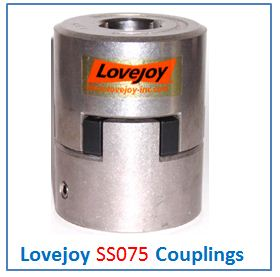 Lovejoy SS075 Couplings