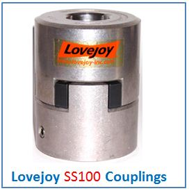 Lovejoy SS100 Couplings