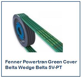 Fenner Powertran Green Cover Belts Wedge Belts 5V-PT