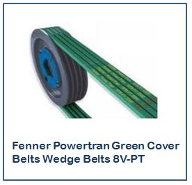 Fenner Powertran Green Cover Belts Wedge Belts 8V-PT