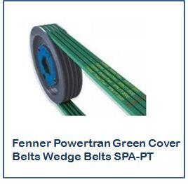 Fenner Powertran Green Cover Belts Wedge Belts SPA-PT