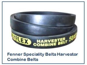 Fenner Speciality Belts Harvestor Combine Belts