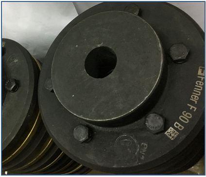 Fenner Fennaflex Tyre Coupling