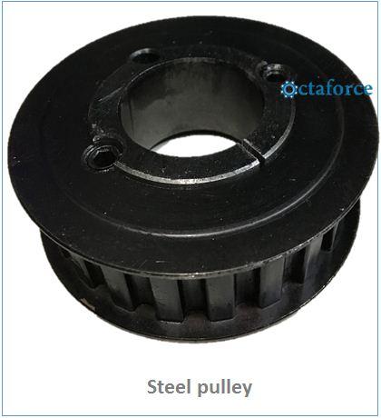 Steel Pulleys