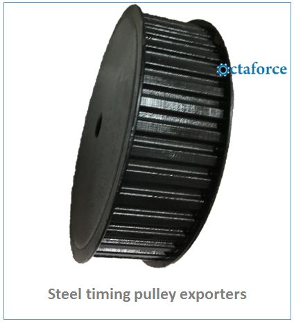 Steel timing pulley exporter