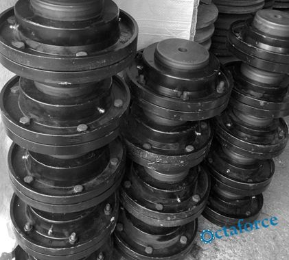Steelflex Grid couplings