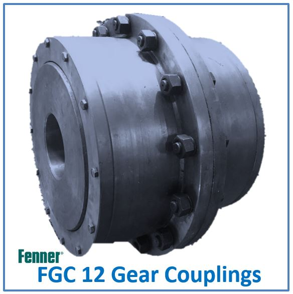 Fenner Coupling