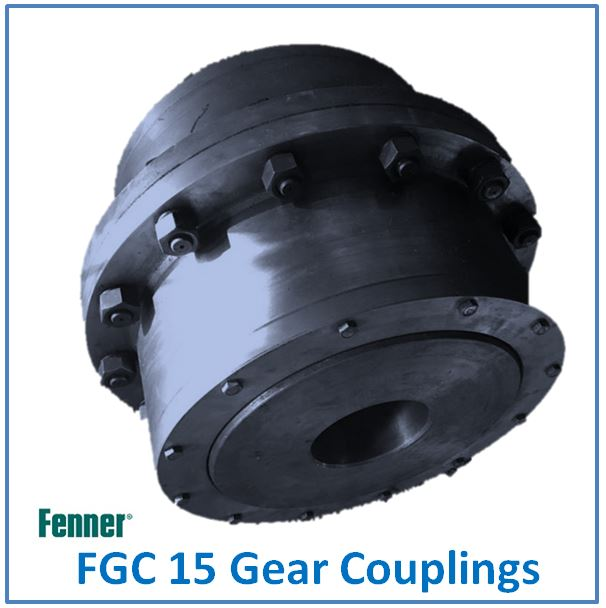 Fenner FGC 15 Gear Couplings
