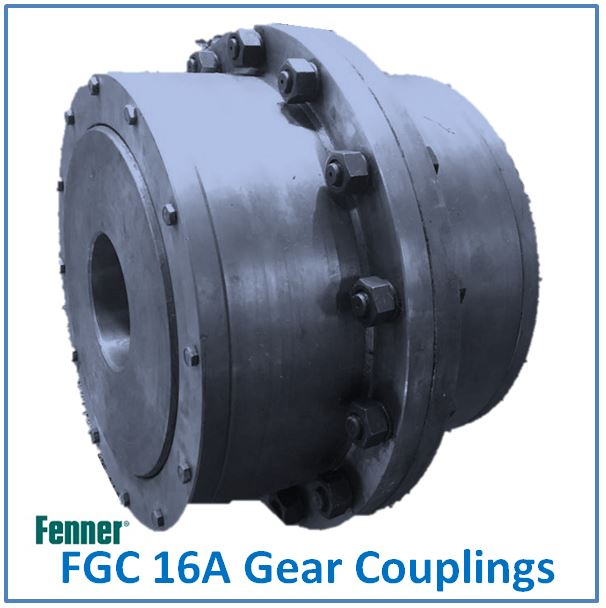 Fenner FGC 16A Couplings