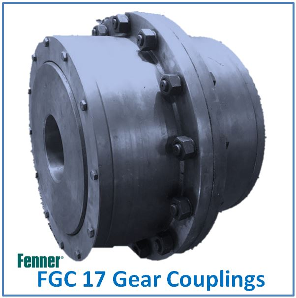 Fenner FGC 17 Couplings