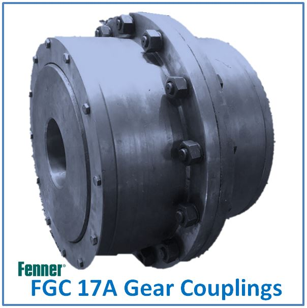 Fenner FGC 17A Couplings
