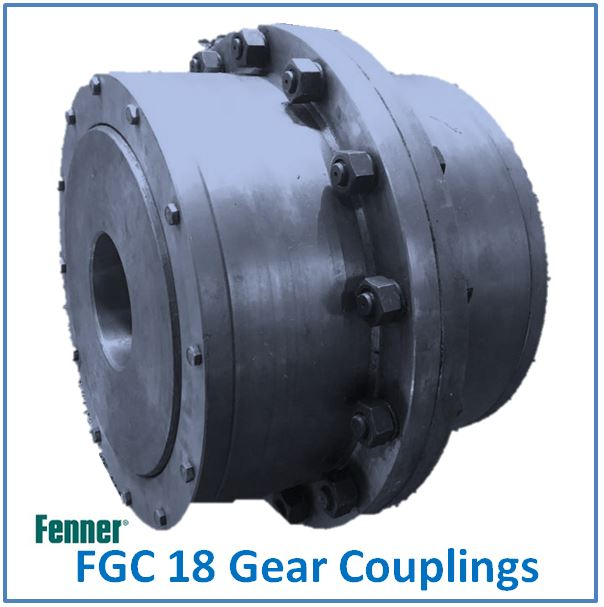 Fenner FGC 18 Couplings