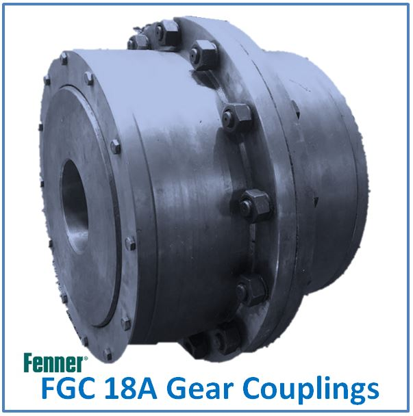 Fenner FGC 18A Couplings