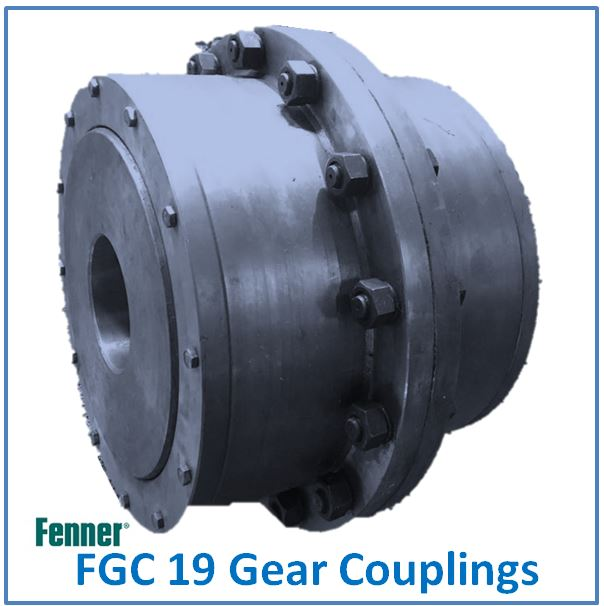 Fenner FGC 19 Couplings