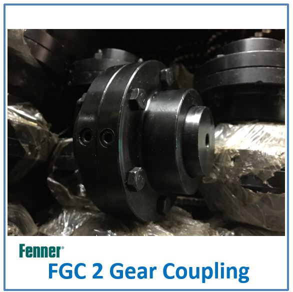 FGC 2 Gear Coupling